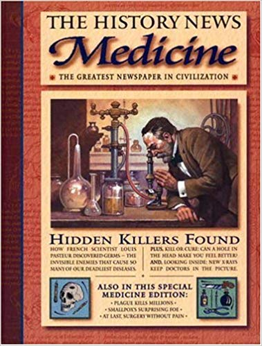 Medicine News (Used) - Little Green Schoolhouse Books