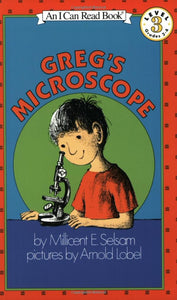 Greg's Microscope by Milicent E. Selsam (Used) - Little Green Schoolhouse Books
