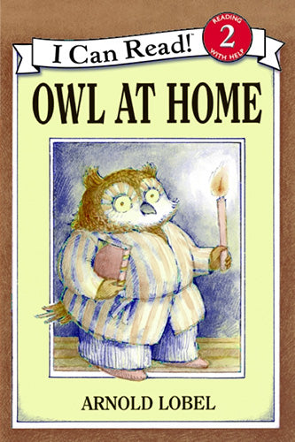 Owl At Home By Arnold Lobel (Used) - Little Green Schoolhouse Books