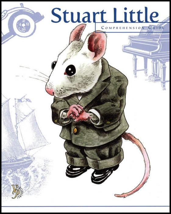 Stuart Little Comprehension Guide (Used) - Little Green Schoolhouse Books