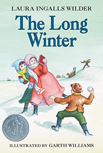 The Long Winter by Laura Ingalls Wilder (Used) - Little Green Schoolhouse Books