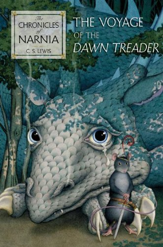 The Voyage of the Dawn Treader (Used) - Little Green Schoolhouse Books