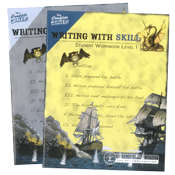 Writing With Skill Level 1 Set (Instructor Text and Student Workbook) (New) - Little Green Schoolhouse Books