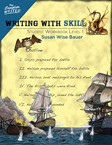 Writing With Skill - Student Workbook Level 1 (New)