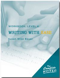 Writing with Ease Workbook: Level 4 (Used) - Little Green Schoolhouse Books