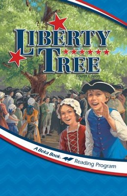 Abeka Reading Program: Liberty Tree (used-worn/acceptable) - Little Green Schoolhouse Books