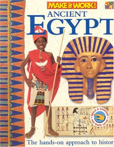Ancient Egypt (Make it Work!) - (Used-Good) - Little Green Schoolhouse Books