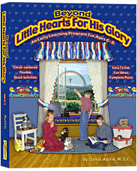 Beyond Little Hearts For His Glory (Used-Like New) - Little Green Schoolhouse Books