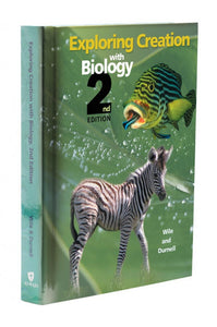 Exploring Creation with Biology 2nd Edition (Used-Like New) - Little Green Schoolhouse Books