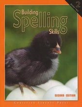 Load image into Gallery viewer, Building Spelling Skills Book 2 Bundle, Second Edition (used-Like New) - Little Green Schoolhouse Books