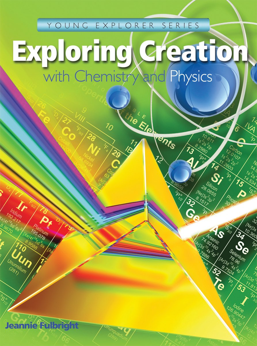 Exploring Creation with Chemistry and Physics- Young Explorer Series- AUDIO BOOK (Used-like New) - Little Green Schoolhouse Books