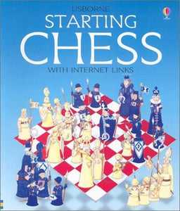 Starting Chess-Usborne (Used-Like New) - Little Green Schoolhouse Books