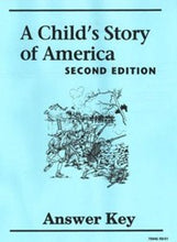 Load image into Gallery viewer, A Child's Story of America Bundle, Second Edition (used-Like New) - Little Green Schoolhouse Books