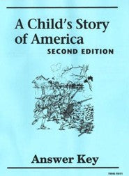 A Child's Story of America Bundle, Second Edition (used-Like New) - Little Green Schoolhouse Books