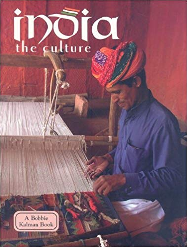 India: The Culture (Lands, Peoples, and Cultures) (used-like new), previous edition - Little Green Schoolhouse Books