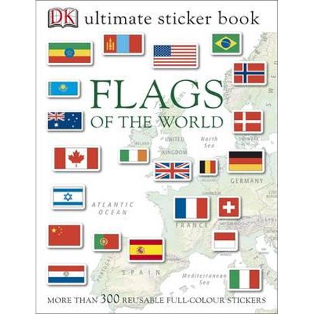 DK Flags of the World (Used) - Little Green Schoolhouse Books