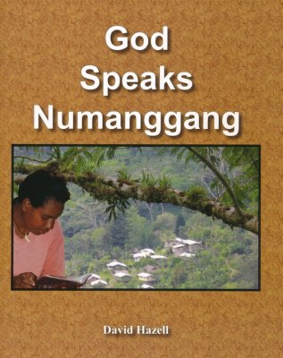 God Speaks Numanggang -by David Hazell (used) - Little Green Schoolhouse Books