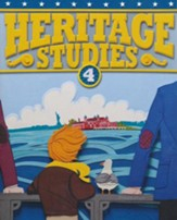 Heritage Studies 4 Student Text-BJU (Used-Good) - Little Green Schoolhouse Books