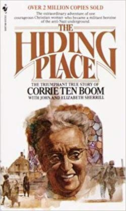 The Hiding Place by Corrie Ten Boom (Used-Worn/Acceptable) - Little Green Schoolhouse Books