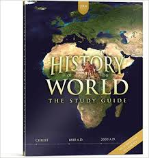 History of the World- The Study Guide (used) - Little Green Schoolhouse Books