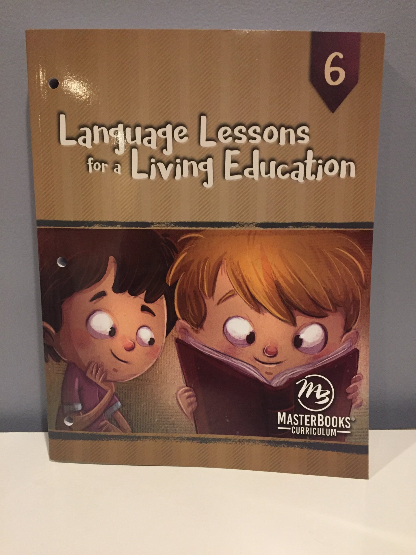 Language Lessons for a Living Education 6 (New)