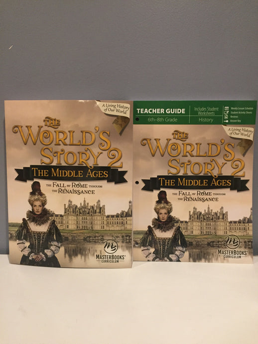 The World's Story 2: The Middle Ages Set (New)