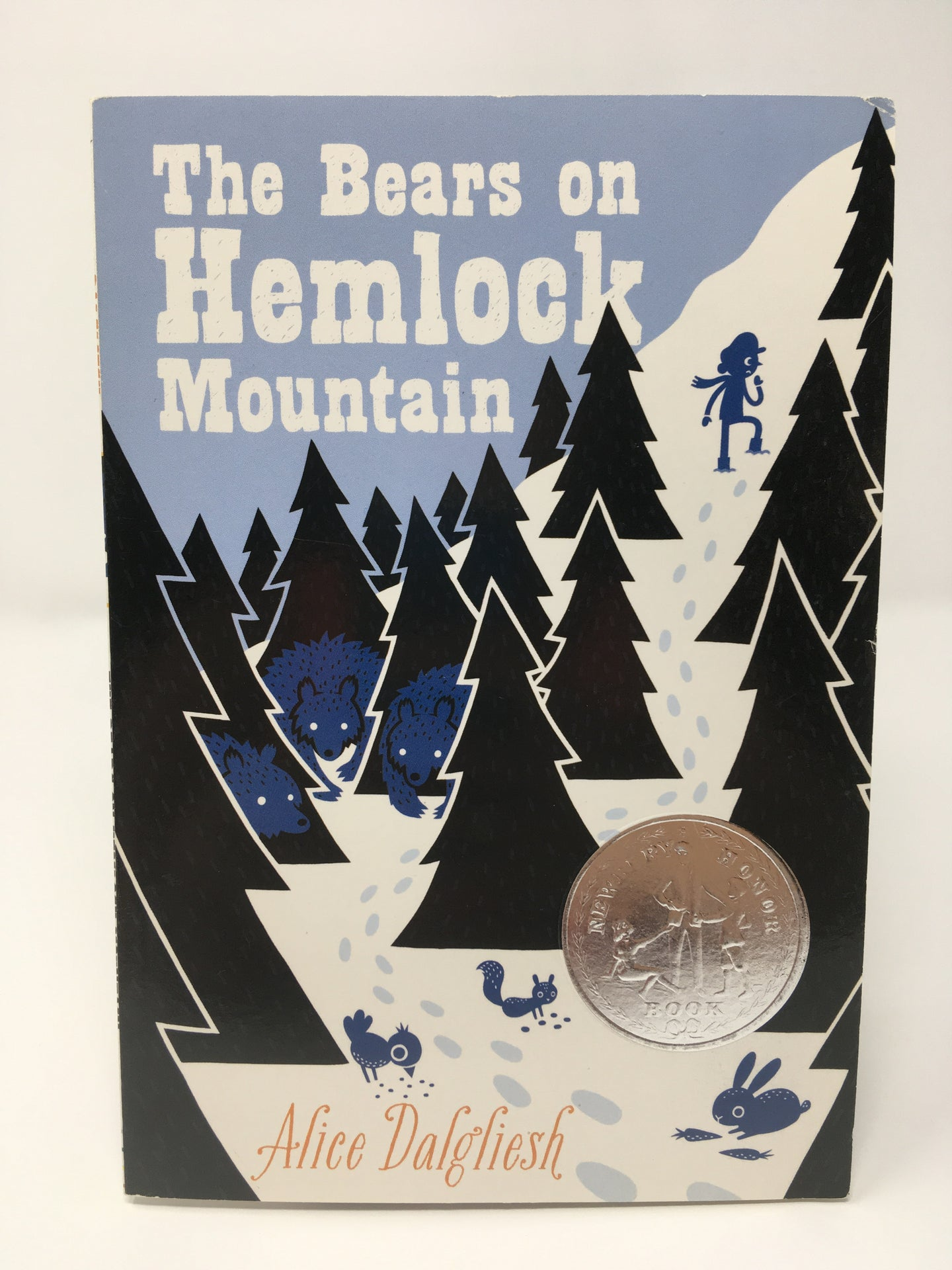 The Bears on Hemlock Mountain By Alice Dalgliesh (Used-Like New) - Little Green Schoolhouse Books