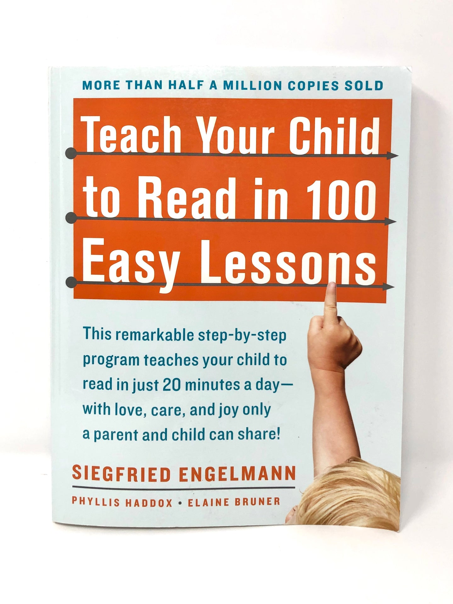 Teach Your Child to Read in 100 Easy Lessons-Siegfried Engelmann (Used-Good) - Little Green Schoolhouse Books