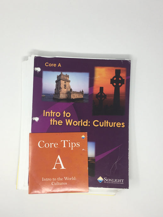 Introduction to the World:Cultures -Sonlight (2011) (Bargain Basement)