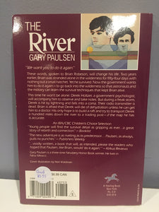 The River by Gary Paulsen (Used-Good)