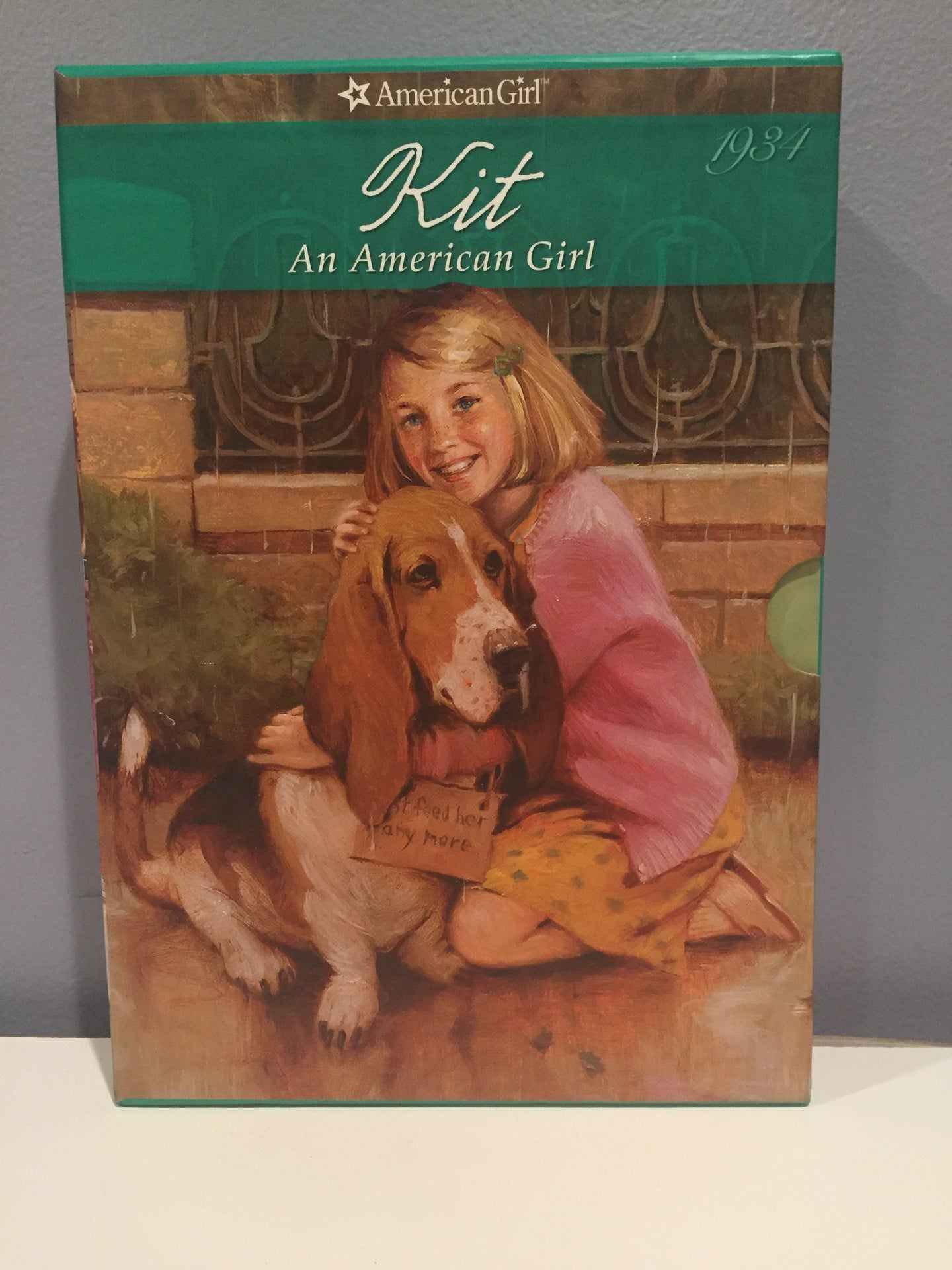 Kit-An American Girl -Book Set (used-like new)