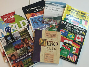 Exploring Countries and Cultures Deluxe Package 2018 (My Father's World) - Used-Like New