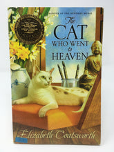 Load image into Gallery viewer, The Cat Who Went to Heaven by Elizabeth Coatsworth (Used-Good) - Little Green Schoolhouse Books
