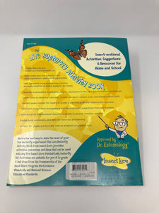 The Live Butterfly Activity Book by Insect Lore (Used - Like New) - Little Green Schoolhouse Books