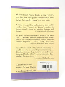 All the Small Poems and Fourteen More (Used-Good) - Little Green Schoolhouse Books