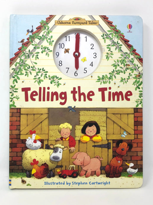 Telling the Time - Usborne Farmyard Tales (Used-Like New)
