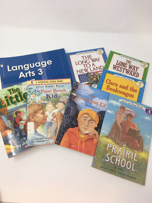 Sonlight Language Arts 3 with Readers - 2013 edition (Used) - Little Green Schoolhouse Books