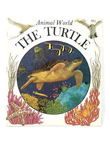 Animal World: The Turtle-Watermill Press (Used-Good) - Little Green Schoolhouse Books