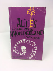 Alice's Adventures in Wonderland Condensed (Used-Worn/Acceptable) - Little Green Schoolhouse Books