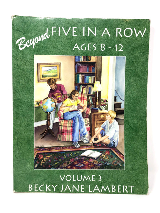 Beyond Five in a Row- Volume 3 (Used-worn)