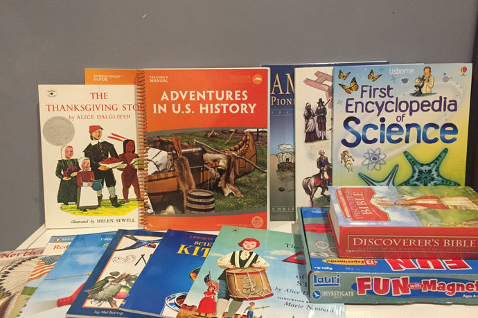 Adventures in U.S. History Basic Package - My Father's World (Used-Like New)