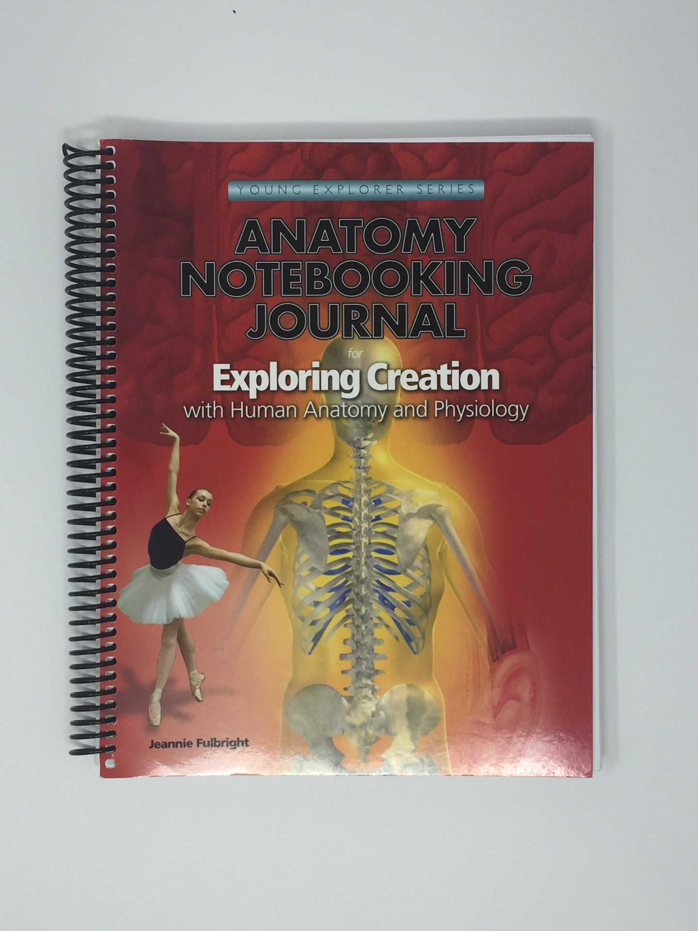 Exploring Creation with Human Anatomy and Physiology Notebooking Journal (Used-Good) - Little Green Schoolhouse Books