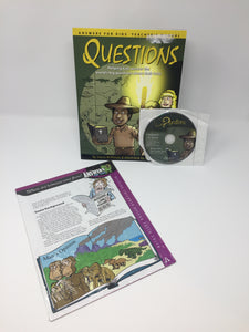 Questions - Answers for Kids by Answers in Genesis (Used-Like New) - Little Green Schoolhouse Books