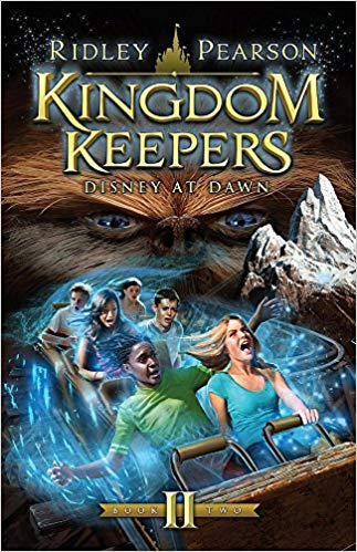 Kingdom Keepers: Disney at Dawn (Book 2) by Ridley Pearson (Used) - Little Green Schoolhouse Books