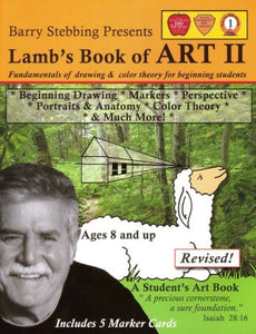 Lamb's Book of ART II- Revised Edition(2006) (new) - Little Green Schoolhouse Books