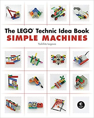 The LEGO Technic Idea Book: Simple Machines (used-like new) - Little Green Schoolhouse Books