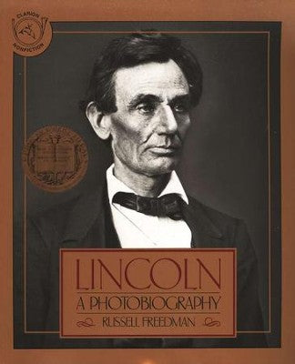 Lincoln: A Photobiography by Russell Freedman (used) - Little Green Schoolhouse Books