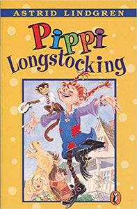 Pippi Longstocking- By Astrid Lindgren (used-good) - Little Green Schoolhouse Books
