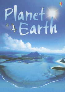 Planet Earth - Usborne Beginners (Used-Like New) - Little Green Schoolhouse Books