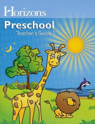 Horizons Preschool Teacher's Guide Set (Used-Good)